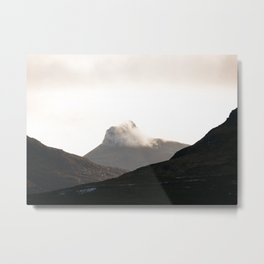 The mountain collection - Assynt, Scotland #2 | landscape fine art photography Metal Print