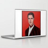 ahs Laptop & iPad Skins featuring DANDY MOTT. by zinakorotkova
