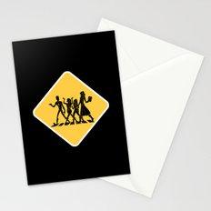 Hollowmentary Crossing Stationery Cards