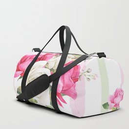 Belle époque flower power Duffle Bag