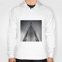 triangle Hoodies featuring triAngle by Dirk Wuestenhagen Imagery