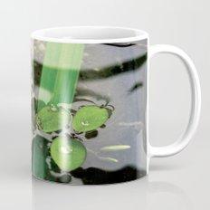 Mini Water Lilies and Water Bug Mug