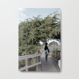Banzai Metal Print