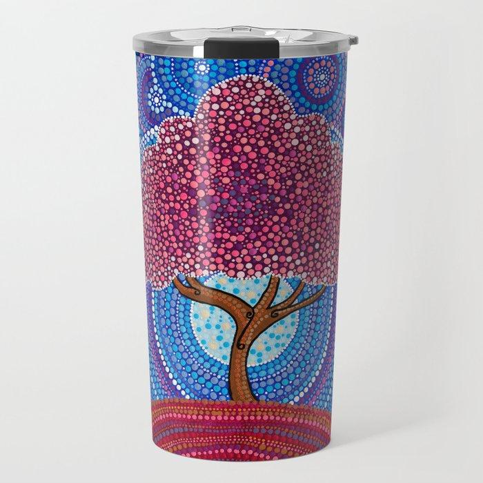 The Sakura Tree Travel Mug