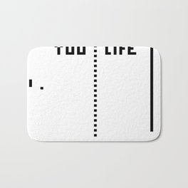 LIFE WINS Bath Mat