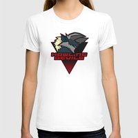 monster hunter T-shirts featuring Monster Hunter All Stars - Howling Devils by Bleached ink