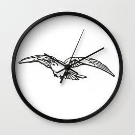 Dove Wall Clock