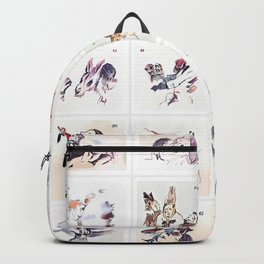 Collection 4x7 ~ Los Caprichos Backpack
