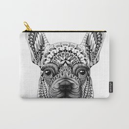 Frenchie Carry-All Pouch
