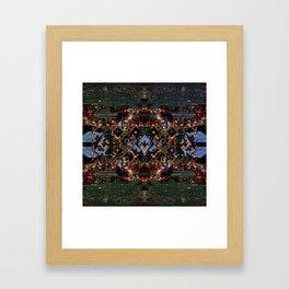 CHXNCROP Framed Art Print
