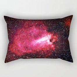 The Omega Nebula Rectangular Pillow