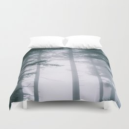 Moody Forest II Duvet Cover