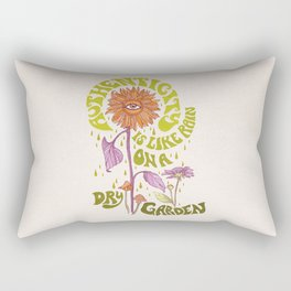 AUTHENTICITY GARDEN Rectangular Pillow