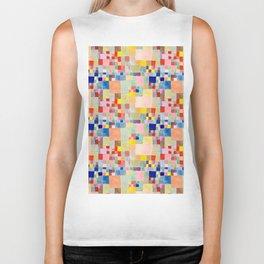 "Paul Klee "" Flora on sand "" Biker Tank"