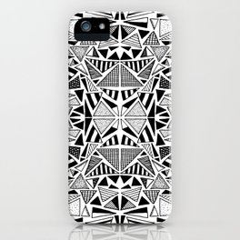 Triangle Heaven iPhone Case