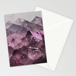 Quartz Mountains Stationery Cards