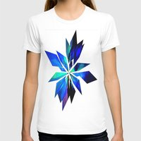 crystals T-shirts featuring Crystals by Renaissance Youth