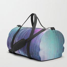 Glitch Galaxy Duffle Bag