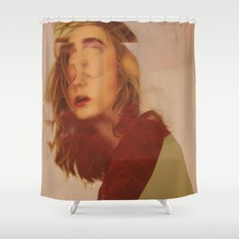 No Blood Shower Curtain