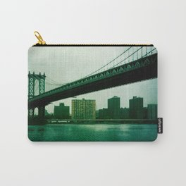 Manhattan Bridge Carry-All Pouch