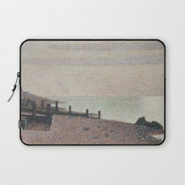 Evening, Honfleur Laptop Sleeve