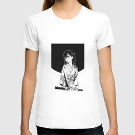 black moon girl T-shirt