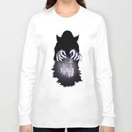 the shadow Long Sleeve T-shirt