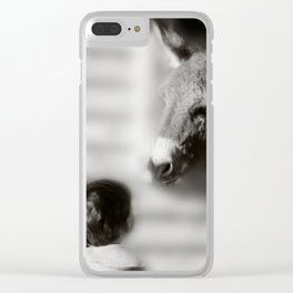 The Meeting Clear iPhone Case