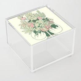 Plants Club (boy) Acrylic Box