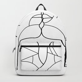 love lines Backpack