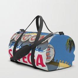 Welcome to Las Vegas Duffle Bag