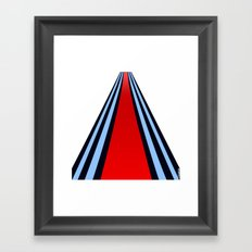 Martini Racing Framed Art Print