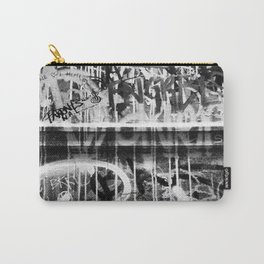 The Writing on the Wall Carry-All Pouch