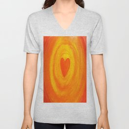 I  Embrace MY LOVE Unisex V-Neck