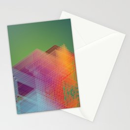 A Hundred Eyes Will Judge, A Thousand Will Forgive Stationery Cards