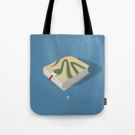 Poisoned words Tote Bag