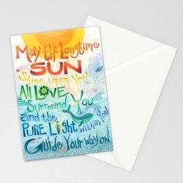 Longtime Sun Stationery Cards