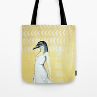 Dancing Until Flight Tote Bag