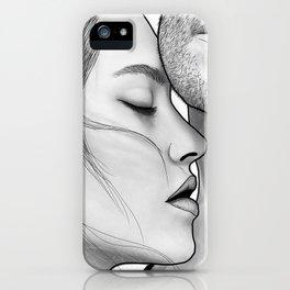 LOVEHURTS iPhone Case