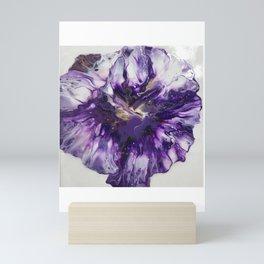 Purple Petunia Mini Art Print