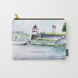 Stanley Park Vancouver Canada Carry-All Pouch