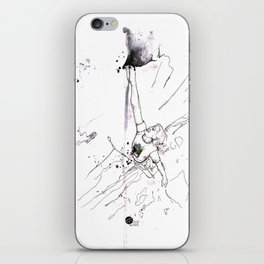 Valkyrie Man iPhone Skin