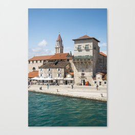 Trogir 2.3 Canvas Print