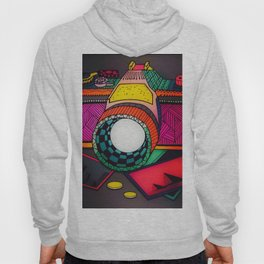 Fun With Coloring Photography Hoody