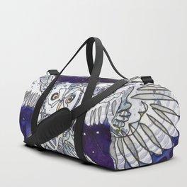 Owl & Snake Duffle Bag