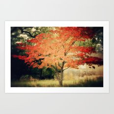 Garnet Art Print