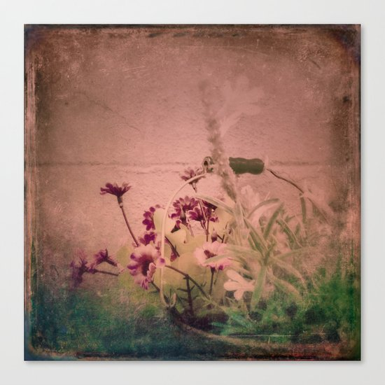 Floral Joy Canvas Print