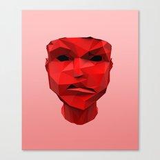 Expression D Canvas Print