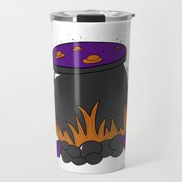 Witch's Stew Travel Mug