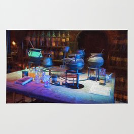Potions Class Rug